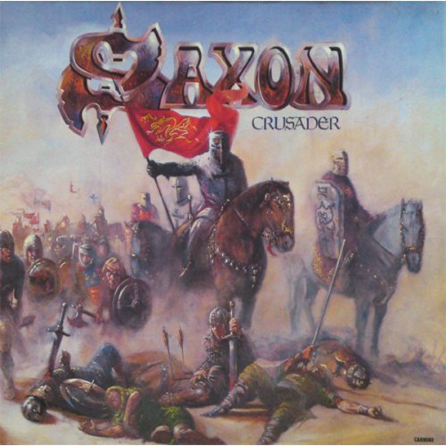 Saxon - Crusader, LP