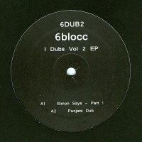 """6Blocc - I Dubs Vol 2 EP, 12"""", EP"""