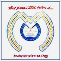 """The Painted Word - Independence Day, 12"""""""