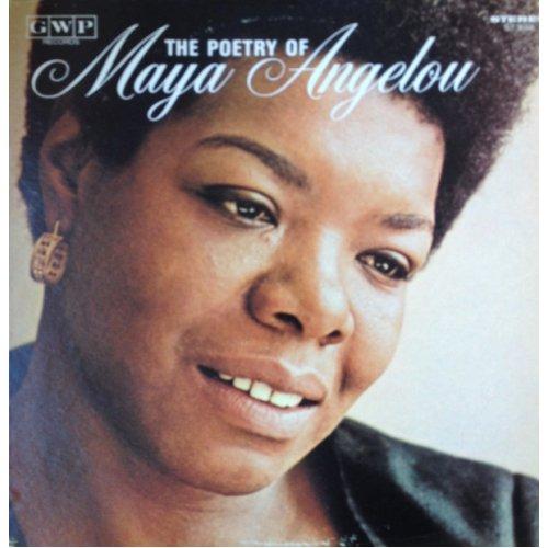 Maya Angelou - The Poetry Of Maya Angelou, LP