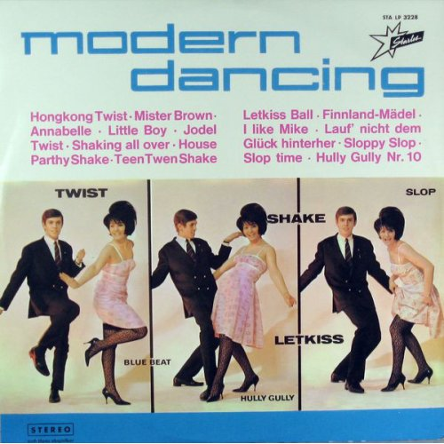 Various - Modern Dancing, LP