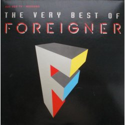 Foreigner - The Very Best Of Foreigner, LP
