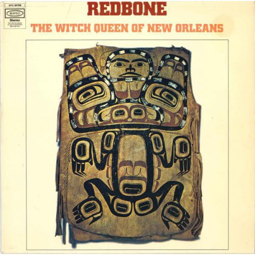 Redbone - The Witch Queen Of New Orleans, LP