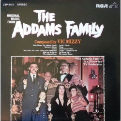Vic Mizzy - Original Music From The Addams Family, LP, Reissue