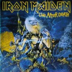Iron Maiden - Live After Death, 2xLP