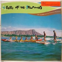 Hal Aloma And His Hawaiian Orchestra - Lure Of The Islands, LP