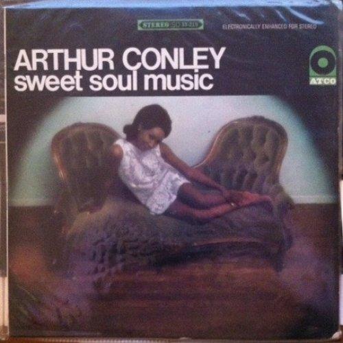 Arthur Conley - Sweet Soul Music, LP