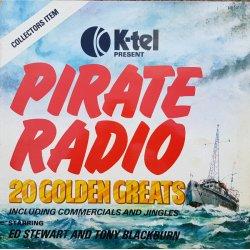 Various - Pirate Radio - 20 Golden Greats, LP