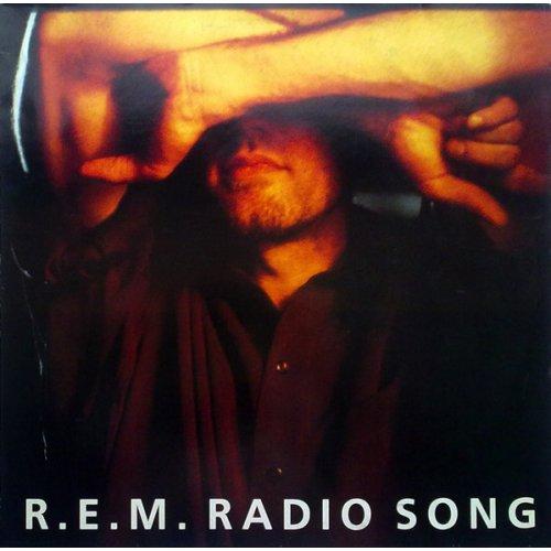 """R.E.M. - Radio Song, 12"""""""
