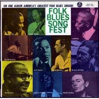Various - Folk Blues Song Fest, LP
