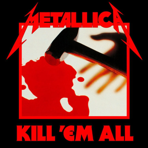 Metallica - Kill 'Em All, LP, Club Edition, Reissue