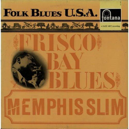 Memphis Slim - Frisco Bay Blues, LP