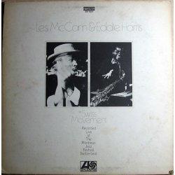 Les McCann & Eddie Harris - Swiss Movement, LP, Reissue