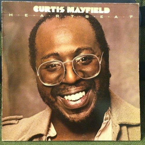 Curtis Mayfield - Heartbeat, LP