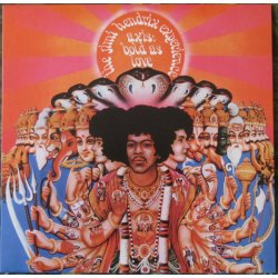 The Jimi Hendrix Experience - Axis:Bold As Love, LP, Repress