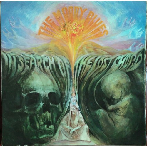 The Moody Blues - In Search Of The Lost Chord, LP