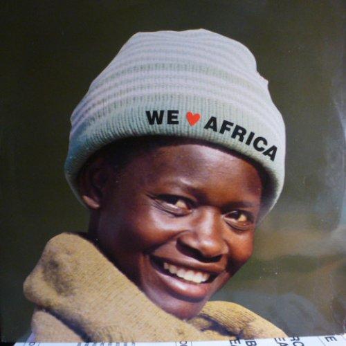 Various - We Love Africa - Voices Against Apartheid, 2xLP