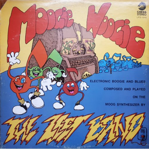 The Zeet Band - Moogie Woogie, LP