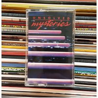 Dust Masta Hiss – Unsolved Mysteries, Cassette