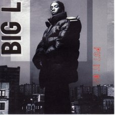 Big L - Put It On, CD, Promo