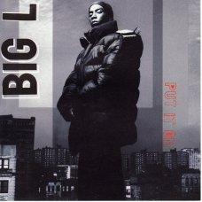 Big L - Put It On, CD, Promo