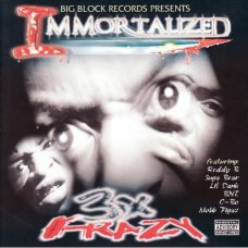 3X Krazy - Immortalized, CD