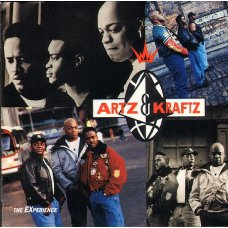 Artz & Kraftz - The Experience, CD