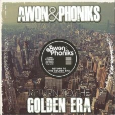 Awon & Phoniks - Return To The Golden Era, CDr