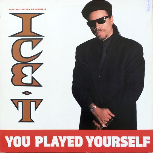 Ice-T - You Played Yourself, 12""