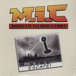 "Monsta Island Czars - Escape, 12"""