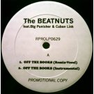 "The Beatnuts - Off The Books, 12"", Promo"