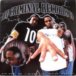 "Various - Tru Criminal Records EP, 12"", EP"