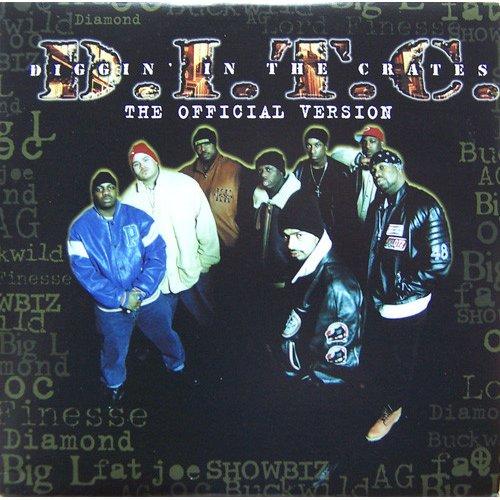 D.I.T.C. - The Official Version, 2xLP
