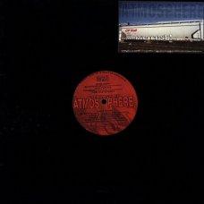 "Atmosphere - Overcast! EP, 12"", EP"