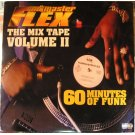 Funkmaster Flex - The Mix Tape Volume II (60 Minutes Of Funk), 2xLP, Mixtape