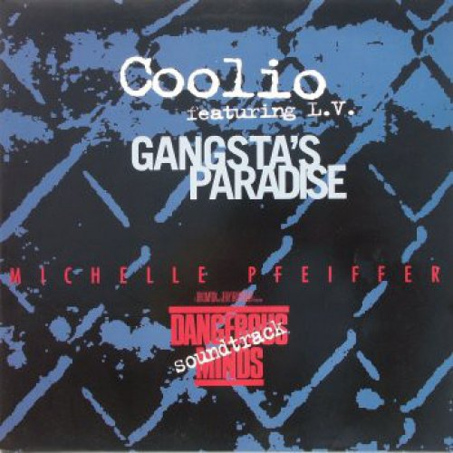 Coolio Featuring L.V. - Gangsta's Paradise, 12""