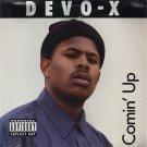 Devo-X - Comin' Up, LP