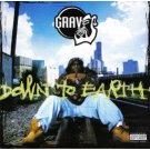 Grav - Down To Earth, LP