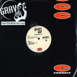 "Grav - Down To Earth (Instrumental EP), 12"", EP"