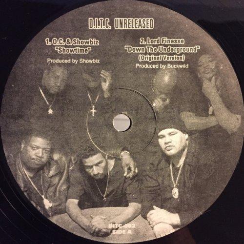 """D.I.T.C. - Unreleased, 12"""""""