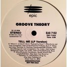 "Groove Theory - Tell Me, 12"", Promo"