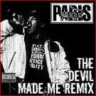 Paris - The Devil Made Me Remix, 2xLP