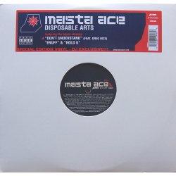 Masta Ace - Disposable Arts, 2xLP
