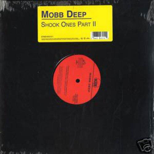 """Mobb Deep - Shook Ones Part II, 12"""", Reissue"""