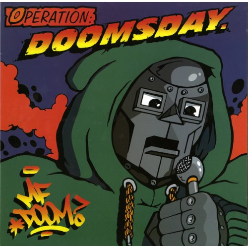 MF Doom - Operation: Doomsday, 2xLP, Reissue