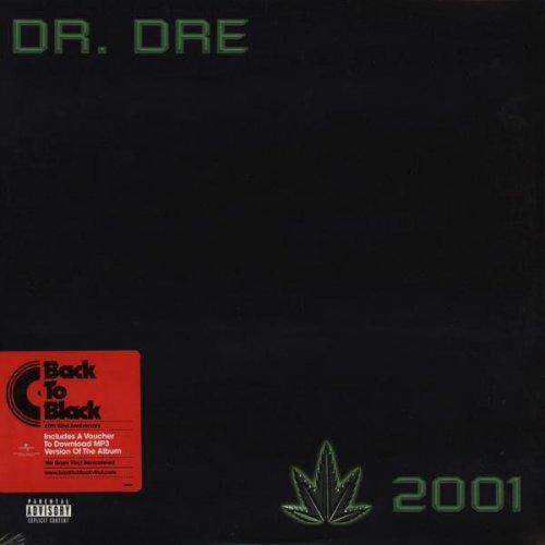 Dr. Dre - 2001, 2xLP, Reissue