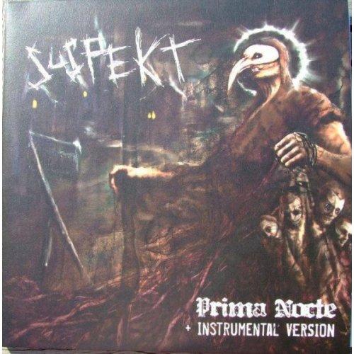 Suspekt - Prima Nocte + Instrumental Version, 4xLP