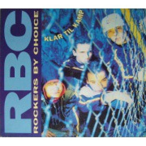 Rockers By Choice - Klar Til Kamp, LP