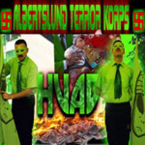 Albertslund Terror Korps - Hvad, LP