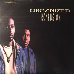 Organized Konfusion - Organized Konfusion, LP, Reissue